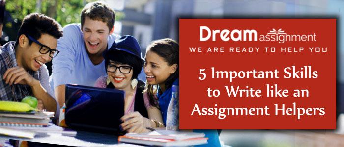Assignment helpers